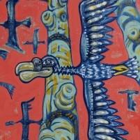 Птицы в деревьях 3