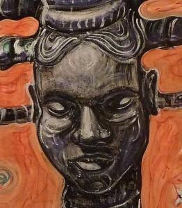 Афро 3 (фрагмент)