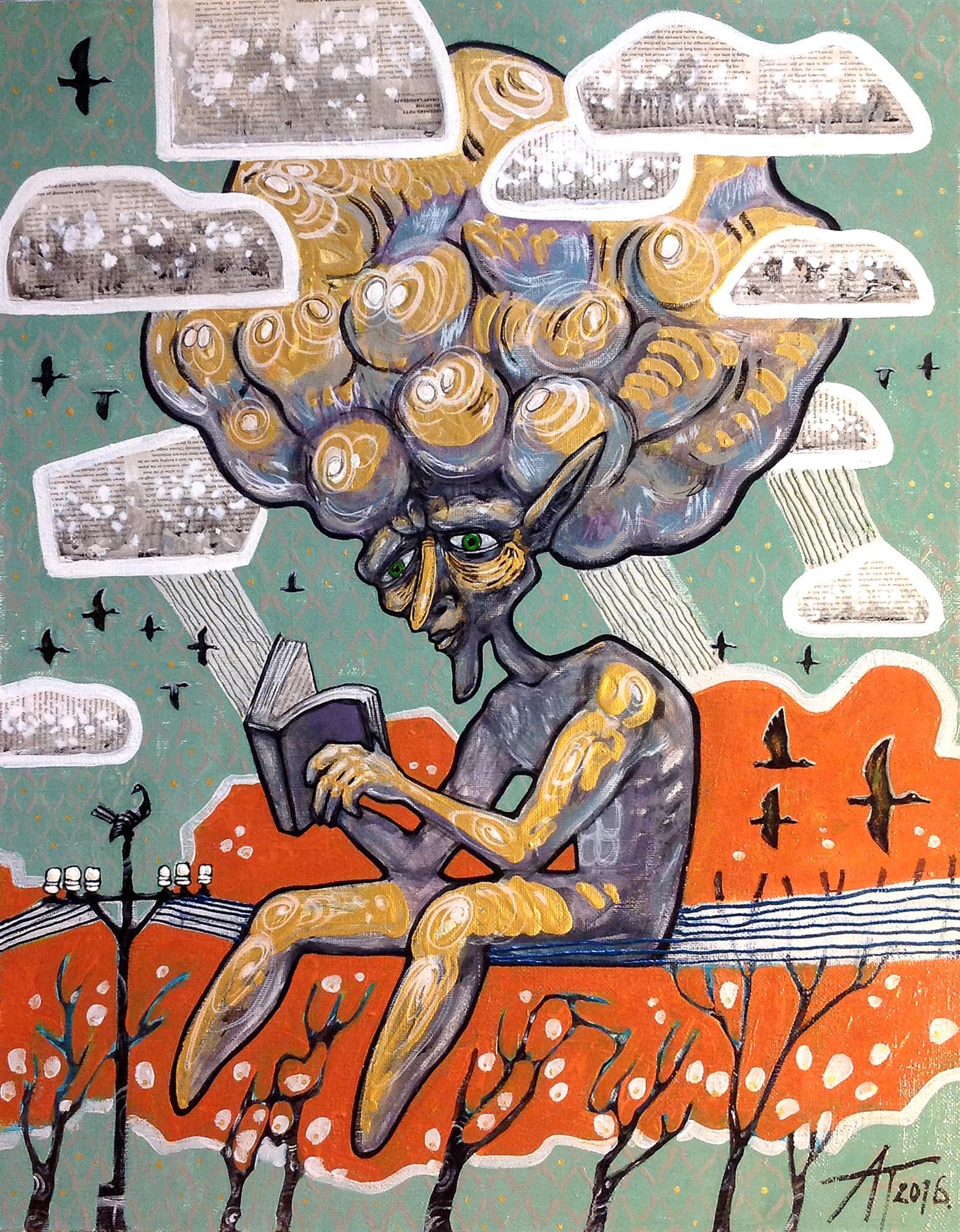 Брожение мыслей|Fermentation of thoughts