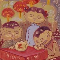 Китай 2014